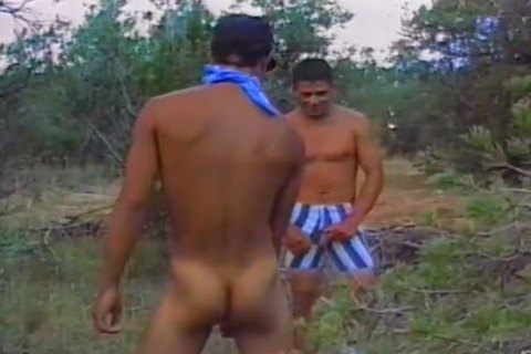 enormous Balls In Cow Town - Scene three - Spurs clip