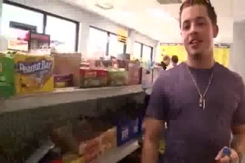 Convenience Store fucking