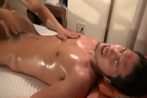 Japan homo Massage