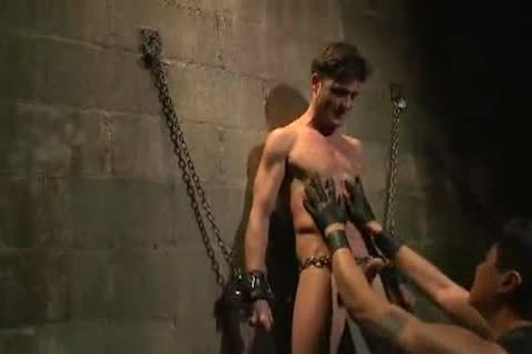 Kinkmen Presents: thirty Minutes Of torment.(Lance Hart)