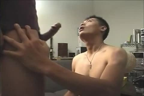 asian oral stimulation