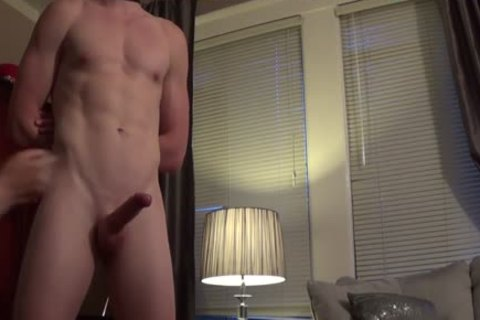 Alex (Fit 23-year daddy penis) Returns For A Session.   Here In Part 1 that man is Teased And Milked Like A Cumcow For His First Load.   Stay Tuned For Part 2 In Which that man Cums 4 greater quantity Times.   *** Remember To favorite If u Like Th