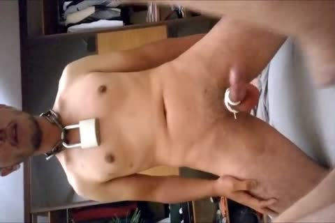 A_pun0404 Is A Very nice slave (you Can Contact Him On Xtube), he offers his testicles To Play, I Enjoyed .