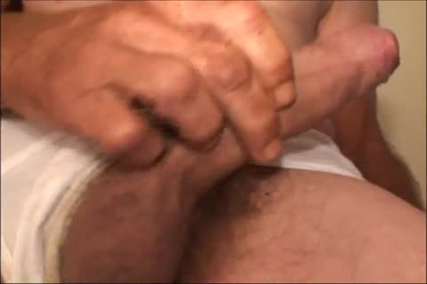 Just A not many Minutes Of A clip scene I Have, An daddy ugly guy Shows His sleazy large Uncut messy ramrod And messy butt