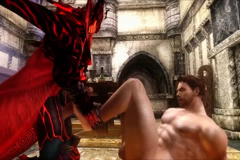Dante special. With Demon, Virgil, James Vega And Chris Redfield