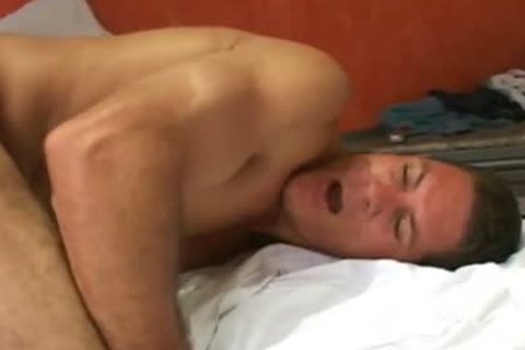 hairy twink acquires It In His taut Round ass