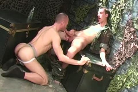 intimate Cumhole - Scene two - Factory clip