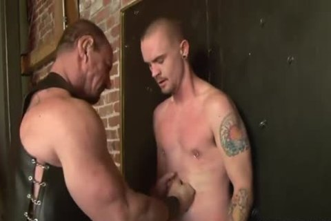 coarse bare Real - Scene 4 - Factory clip scene