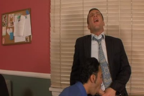 excellent homosexual fucking buttholes In The Office