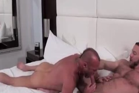 Shay Michaels And Chad Brock Go bareback