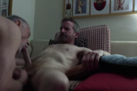 lusty old chap Stops By For A Cocksucking And Breeding Session.