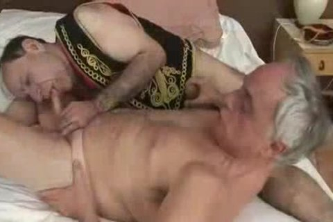 Older4me - TLD banged By An daddy Turk
