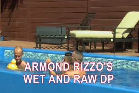 Armond Rizzo's fine And raw DP