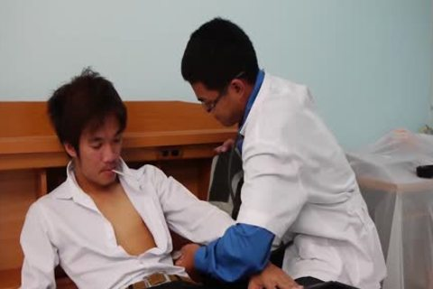 juicy Medical Fetish Asians Arthur And Jonas