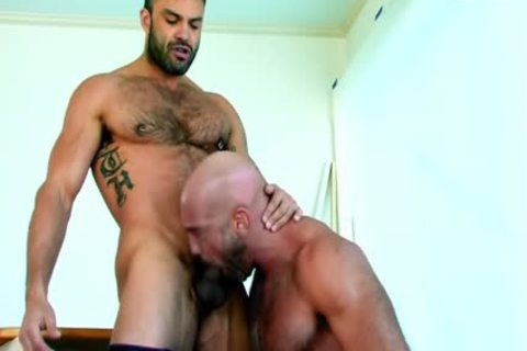 penis Danger: Jesse Jackman & Rogan Richards!