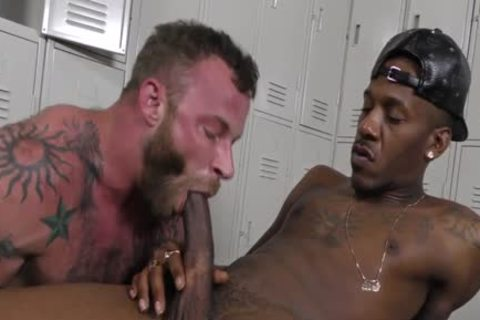 Hunks booty Railed By Bbc