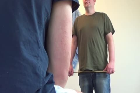 Lad Caned