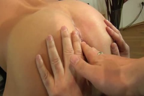 fashionable Euro Escort arse Rimmed An Cocksucked