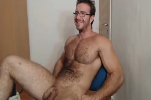 [web camera] Bigdudex A nasty hairy Daddy Shows ass And