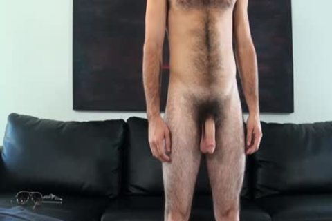 HD GayCastings - Josh bushy arsehole Is banged By The Casting Agent