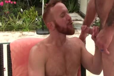 sexy hairy dad bangs Ginger Sun - sperm sperm sperm