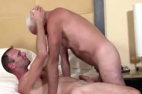 Large cock Daddy In Action