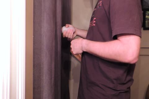 Straight 22 Year daddy With An 8 Inch Cut Trimmed cock Comes By My Gloryhole