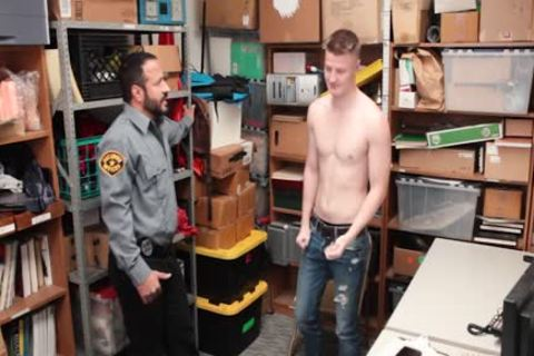 Tall blond Straight boy Barebacked By older juicy Security