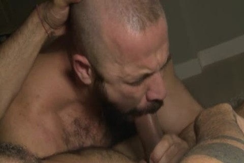 Muscle Bear raw With goo flow