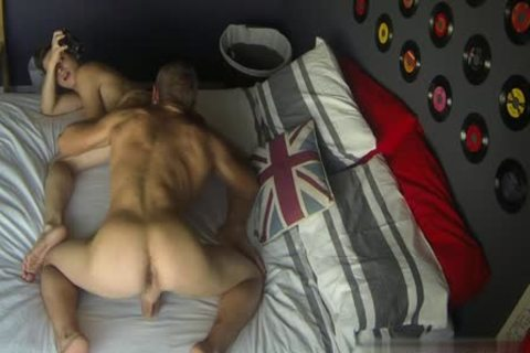 brunette hair dick butthole invasion With cumshot