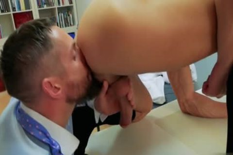 Muscle homo butthole job And cumshot