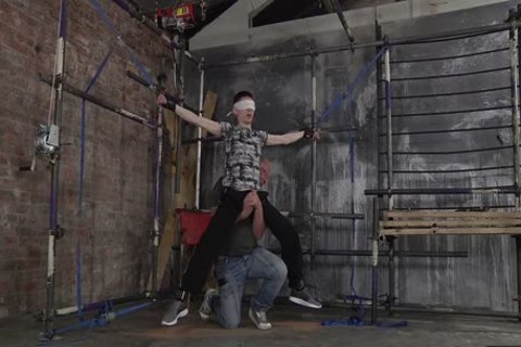 corporalist Sebastian Kane Gives A wonderful Whipping To His twink Sub