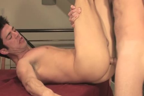 Cole Streets And Troy Collins have a enjoyment anal