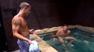 What's In The lusty Tub? - Justin Matthews with Shane Jackson Jerking pound