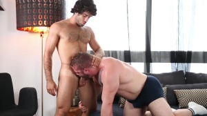 sperm To Your Senses - Diego Sans and Daxx Carter Athlete bang