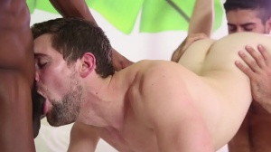 Thoroughbred - Diego Sans & Griffin Barrows sex cream flow Hump