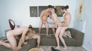 My prostitute Of A Roommate - Colby Keller and Jacob Peterson hoe Nail