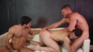 Stealth Fuckers three - Diego Sans & Darin Silvers Rimjob Hook up