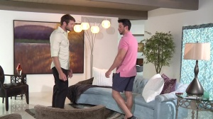 Make Me An suggest - Colby Keller, Casey greater quantity anal Hook up