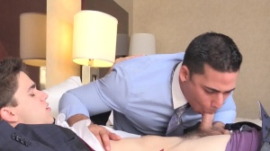 young Conservatives - Will Braun & Topher Di Maggio butthole Love