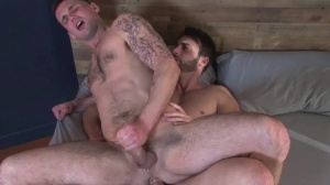 Home Wrecker - Chris Harder with Jarec Wentworth butthole screw