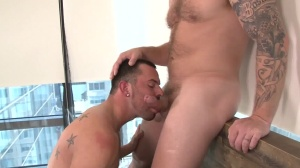Colby Breaks Him In - Sex