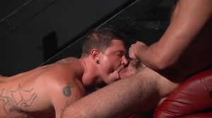 master - Sebastian young with Jarec Wentworth anal Hump