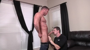 The Negotiator - Charlie Harding & Andrew Stark butthole Hook up