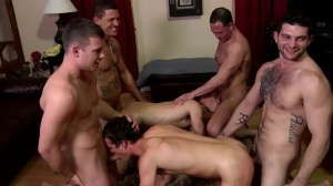 Disqualified - Sebastian young, Hayden Richards ass Love