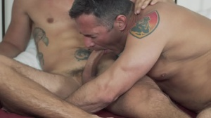 Pimp My Daddy - Jackson Reed with Dean Phoenix anal Nail