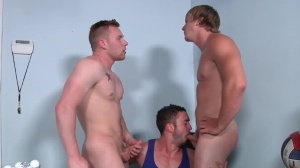 Bump! - Colt Rivers with Tom Faulk ass nail
