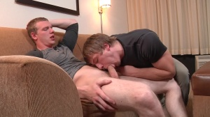 Online Buddy - Tom Faulk and Johnny Forza butthole Nail