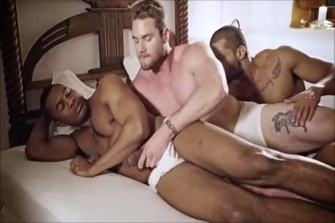 2black And 1ginger penis