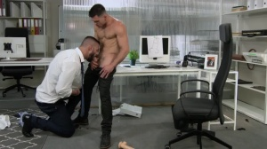 Defiance - Paddy O'Brian & Victor D'Angelo ass bang